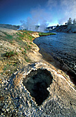 Yellowstone National Park, Firehole River, Photo Nr.: y131