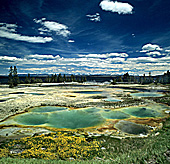 Yellowstone National Park, West Thumb Basin, Yellowstone Lake, Photo Nr.: y138