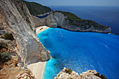 Zakynthos, Navagio Shipwreck Bay, Photo Nr.: zak003