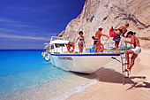 Zakynthos, Navagio Shipwreck Bay, Photo Nr.: zak016