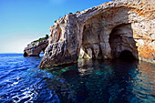 Zakynthos, Blue Caves, Photo Nr.: zak148