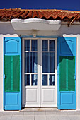 Zakynthos, Door, Detail, Photo Nr.: zak394