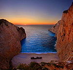 Zakynthos, Navagio Shipwreck Bay, Photo Nr.: zak401